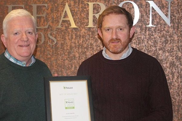 Photo for Fearon Bros Scoops Prestigious Design Award post